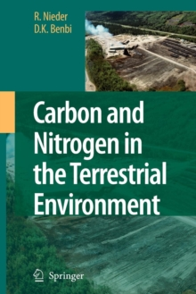 Carbon and Nitrogen in the Terrestrial Environment, Paperback Book