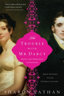 Trouble with Mr Darcy, Paperback Book