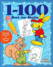 1-100 Dot-to-Dots, Paperback Book