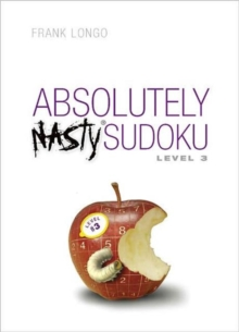 Absolutely Nasty (R) Sudoku Level 3, Paperback Book