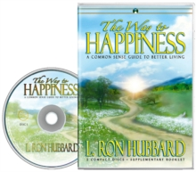 The Way to Happiness : A Common Sense Guide to Better Living, CD-Audio Book