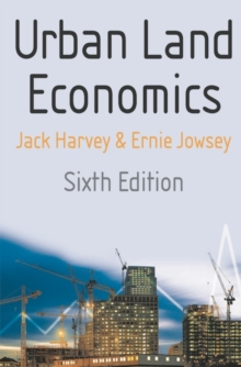 Urban Land Economics, Paperback / softback Book