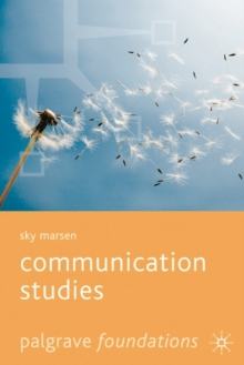 Communication Studies, Paperback / softback Book
