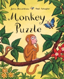 Monkey Puzzle Big Book, Paperback / softback Book
