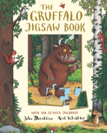 The Gruffalo Jigsaw Book, Novelty book Book