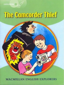 Explorers: 3 The Camcorder Thief, Paperback / softback Book
