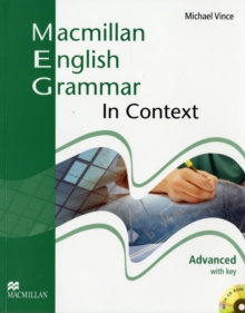 Macmillan English Grammar In Context - Advanced with Key and CD ROM, Mixed media product Book