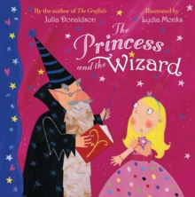 The Princess and the Wizard, Paperback Book