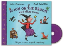 Room on the Broom and Other Songs Book and CD, Mixed media product Book