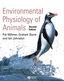 Environmental Physiology of Animals, Hardback Book