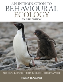 An Introduction to Behavioural Ecology, Paperback / softback Book