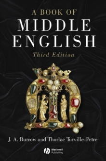 A Book of Middle English, Paperback Book
