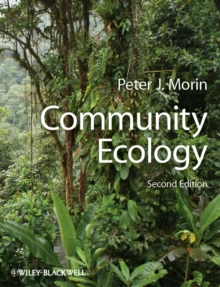Community Ecology, Paperback / softback Book