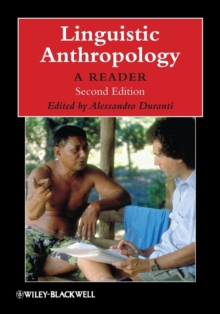 Linguistic Anthropology : A Reader, Paperback Book