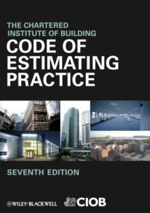 Code of Estimating Practice, Paperback / softback Book