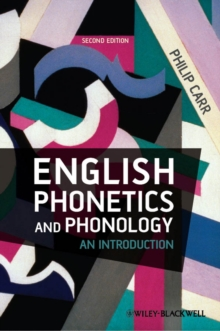 English Phonetics and Phonology : An Introduction, Paperback Book
