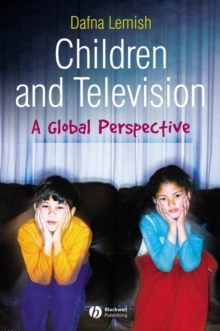 Children and Television : A Global Perspective, Paperback Book