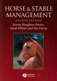 Horse and Stable Management, PDF eBook