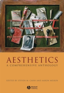 Aesthetics : A Comprehensive Anthology, Paperback / softback Book