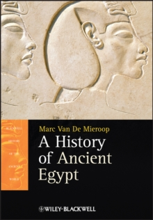 A History of Ancient Egypt, Paperback Book