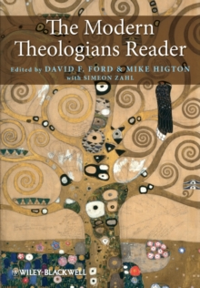The Modern Theologians Reader, Paperback / softback Book