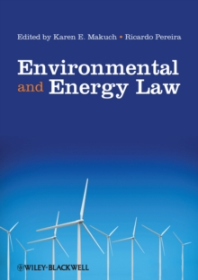 Environmental and Energy Law, Hardback Book