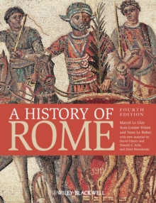 A History of Rome, Paperback / softback Book