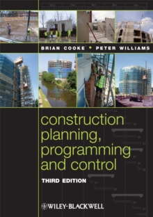 Construction Planning, Programming and Control 3E, Paperback Book