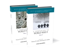A Companion to World War II : 2 Volume Set, Hardback Book