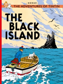 The Black Island, Paperback / softback Book