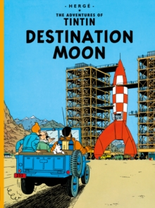 Destination Moon, Paperback Book