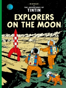 Explorers on the Moon, Paperback / softback Book