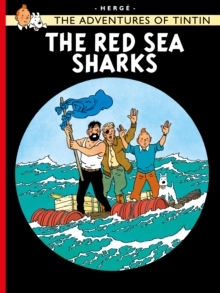 The Red Sea Sharks, Paperback / softback Book