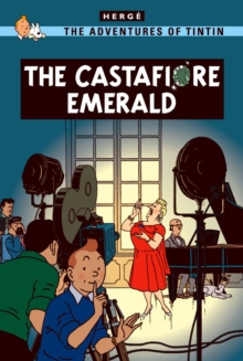 The Castafiore Emerald, Paperback Book
