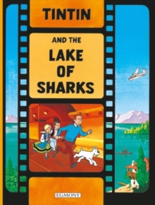 Tintin and the Lake of Sharks, Paperback Book