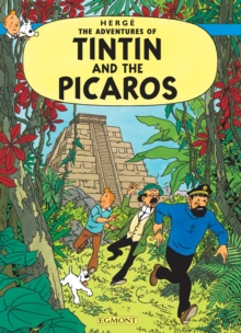 Tintin and the Picaros, Paperback Book
