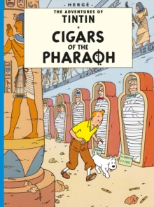 Cigars of the Pharaoh, Hardback Book