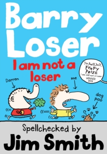 Barry Loser: I am Not a Loser : Tom Fletcher Book Club 2017 title, Paperback Book