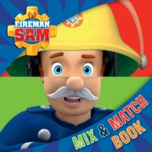 Fireman Sam: Mix and Match Book, Board book Book