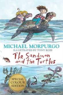 The Sandman and the Turtles, Paperback / softback Book