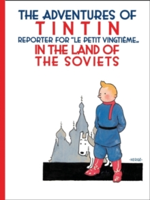 Tintin in the Land of the Soviets, Paperback / softback Book