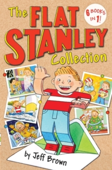 The Flat Stanley Collection, Paperback Book