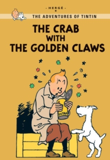 The Crab with the Golden Claws, Paperback Book