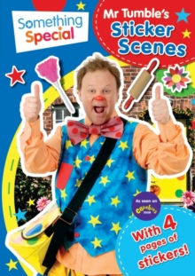 Something Special Mr Tumble's Sticker Scene, Paperback / softback Book