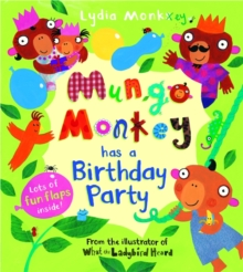 Mungo Monkey has a Birthday Party, Novelty book Book