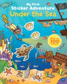 My First Sticker Adventure Under the Sea, Paperback Book