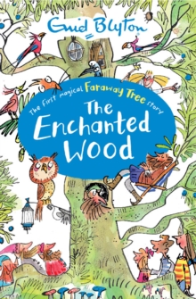 The Enchanted Wood, Paperback Book