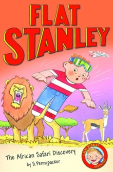 Jeff Brown's Flat Stanley: The African Safari Discovery, Paperback Book