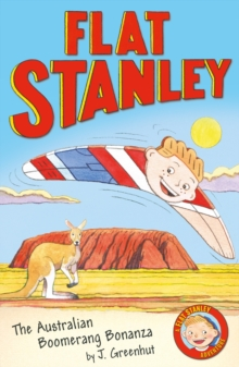 Jeff Brown's Flat Stanley: The Australian Boomerang Bonanza, Paperback Book