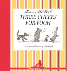 Three Cheers For Pooh, Hardback Book
